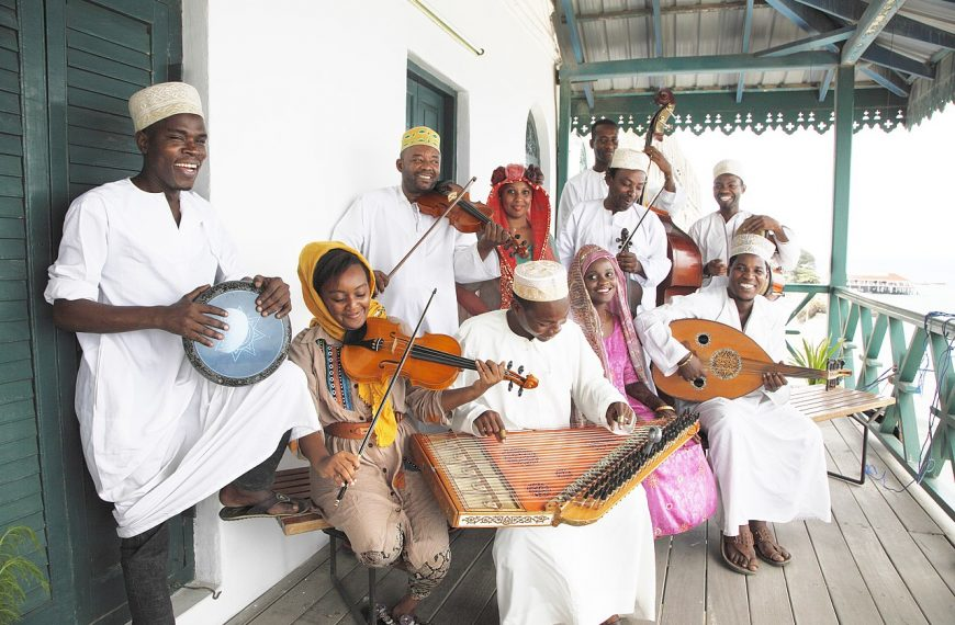 Local Taarab in Kenya: From Listening to Dancing