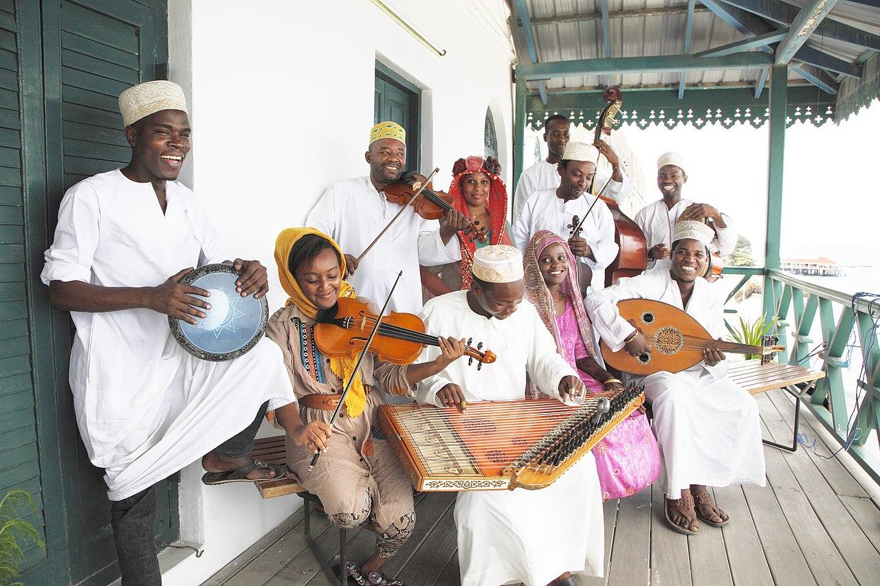 Local Taarab in Kenya: From Listening to Dancing
