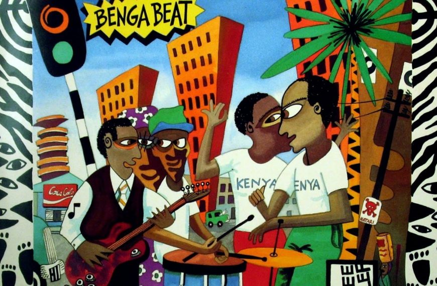 The Gambia's Love Affair with Kenyan Benga