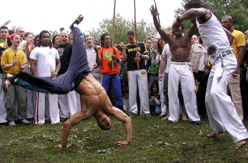 Capoeira: From struggle to a movement