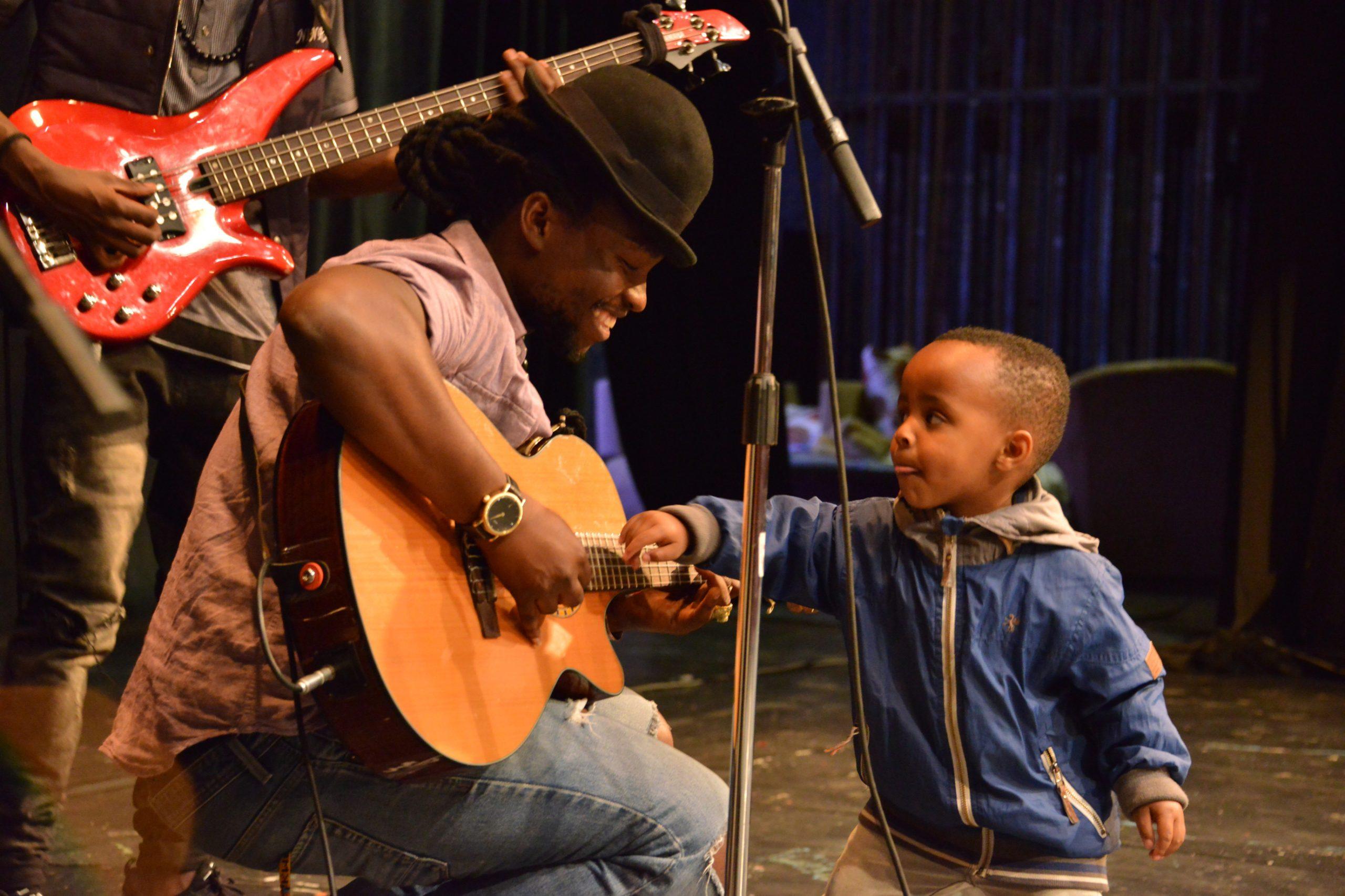 Intergenerational Dialogue Forum on Music