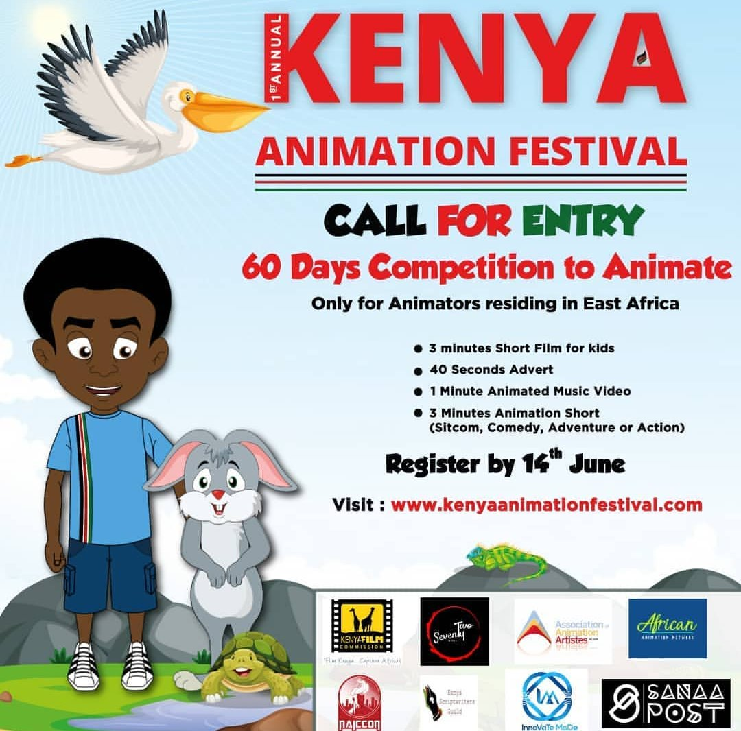 Kenya Animation Festival Competition