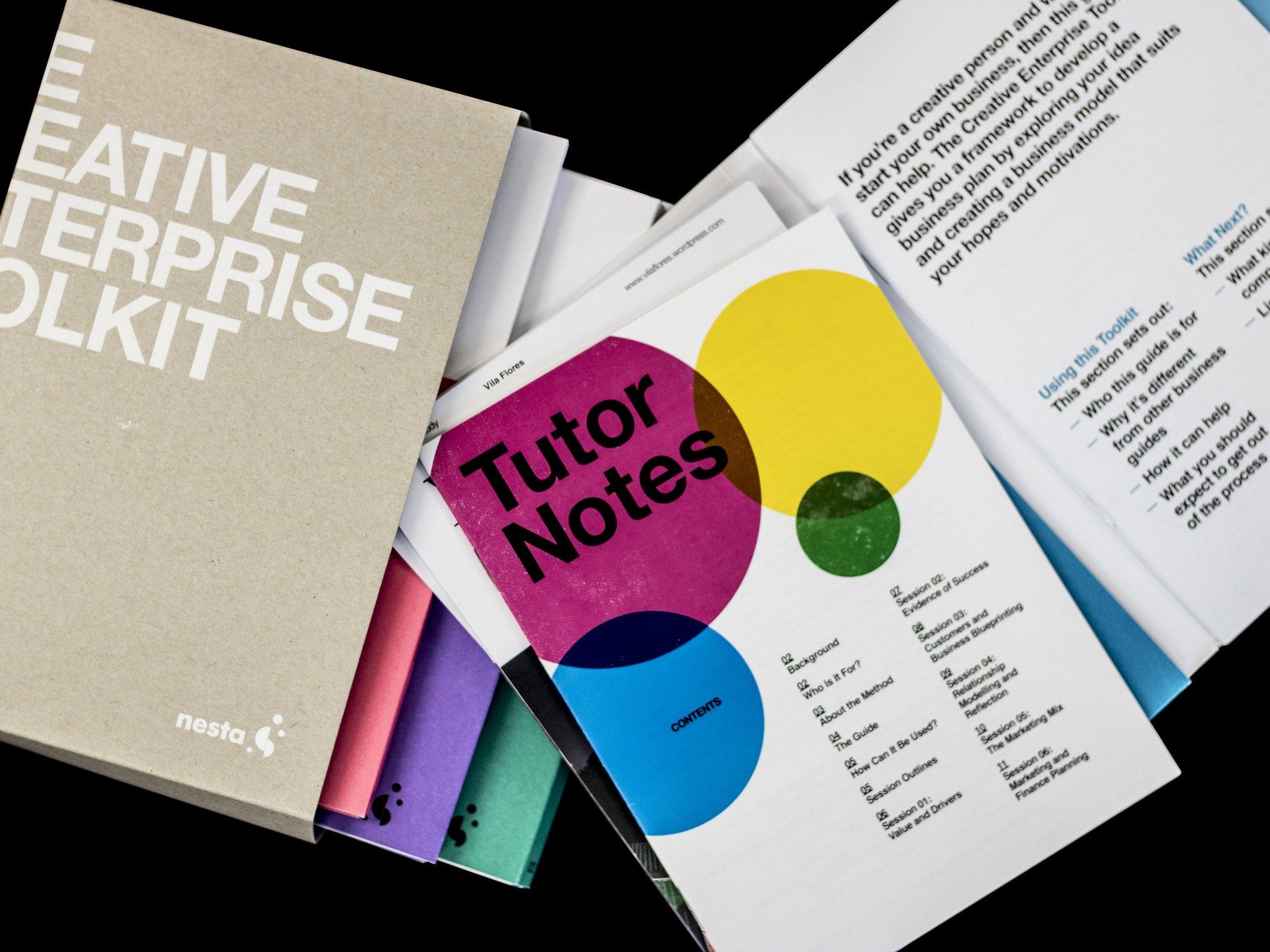 Creative Enterprise Toolkit