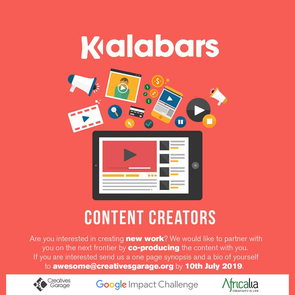 Call for Submissions: Kalabars VOD Content