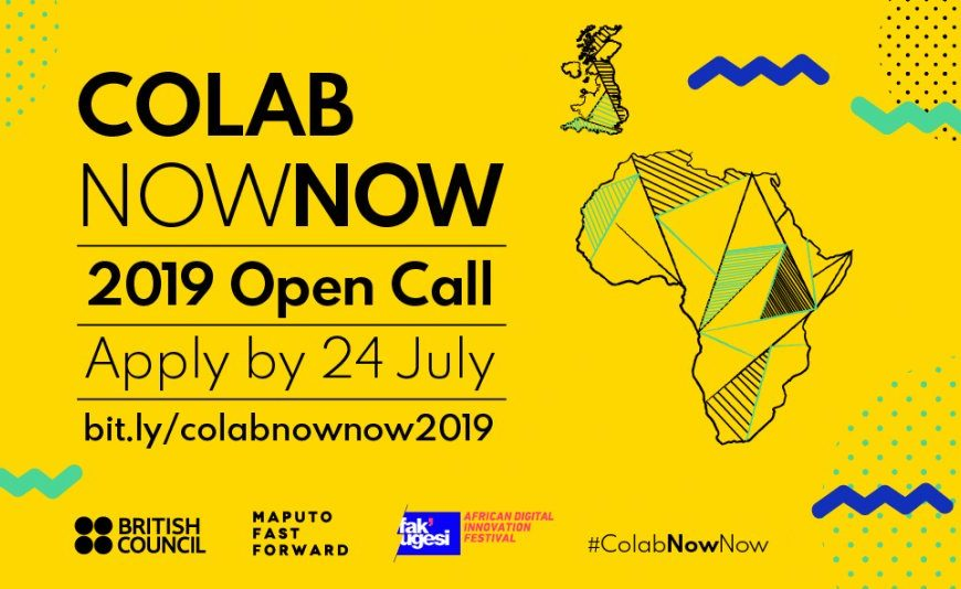 ColabNowNow 2019 Open Call
