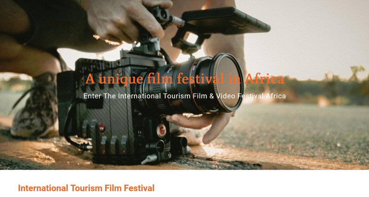 Call for Submissions: Tourism and Travel Films and Videos in Africa