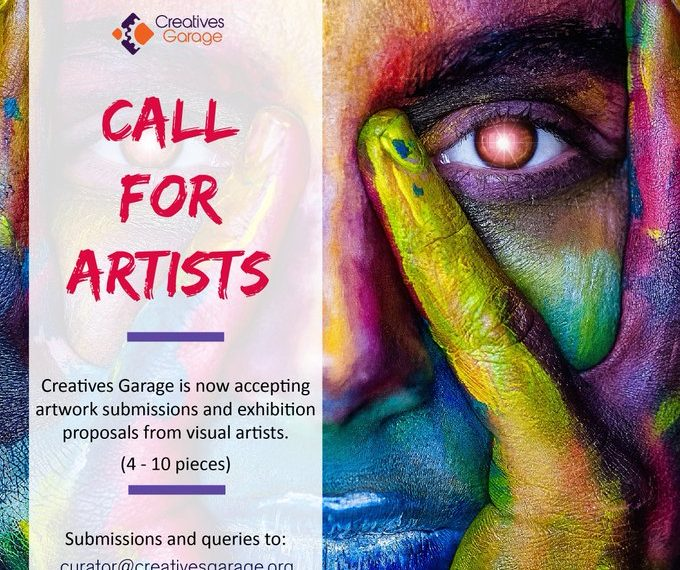 Creatives Garage Call for Artists