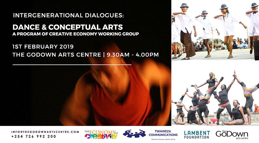 Inter-generational Dialogue Forum on Dance & Conceptual Arts