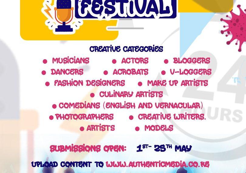 Online Binge festival