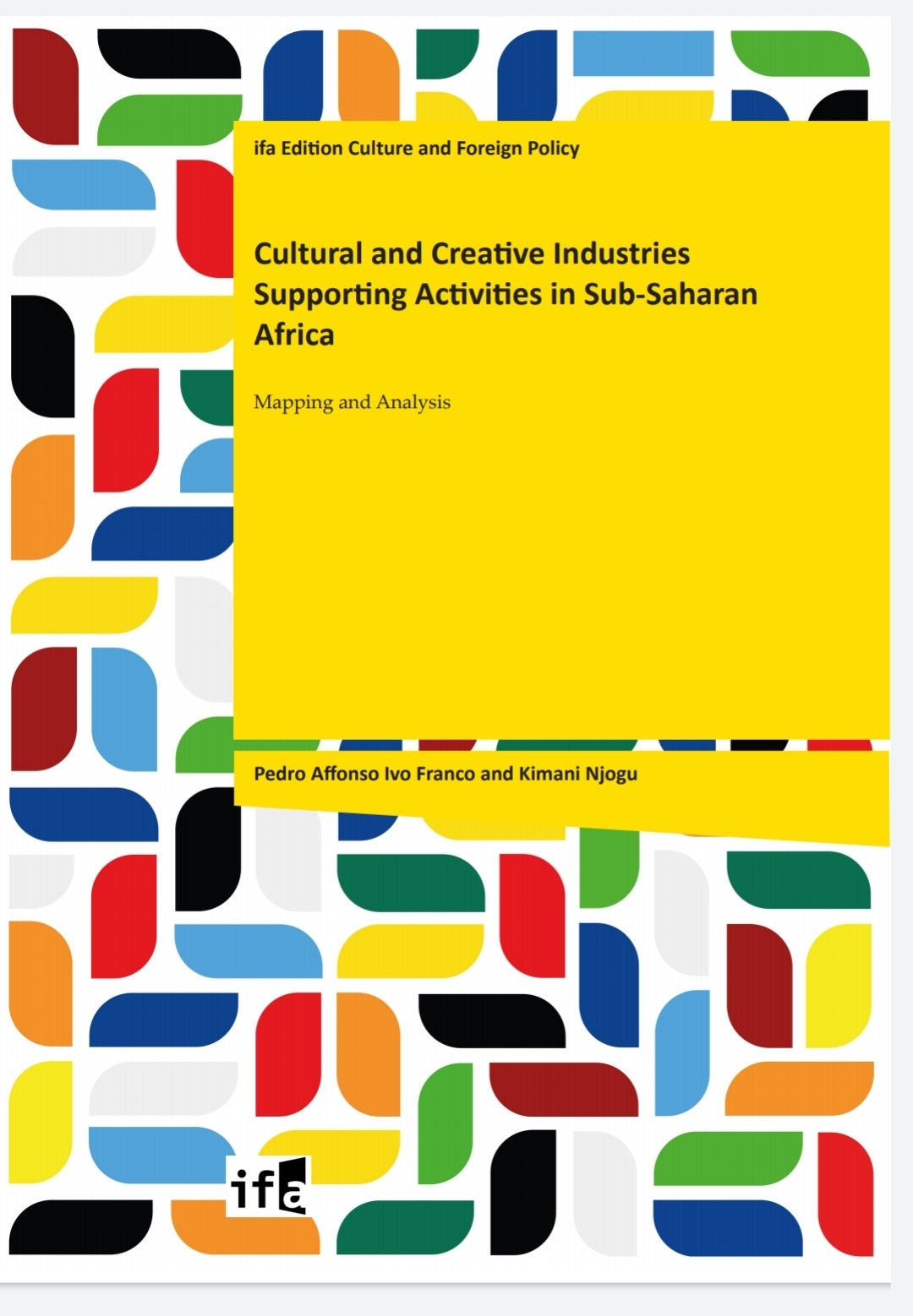 Cultural and Creative Industries Supporting Activities in Sub-Saharan Africa
