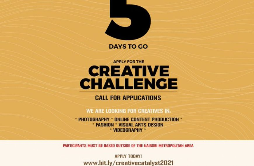 The Creatives Challenge Search!