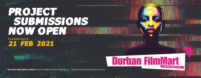 Durban FilmMart Institute – 2021 Project Submissions Call Out