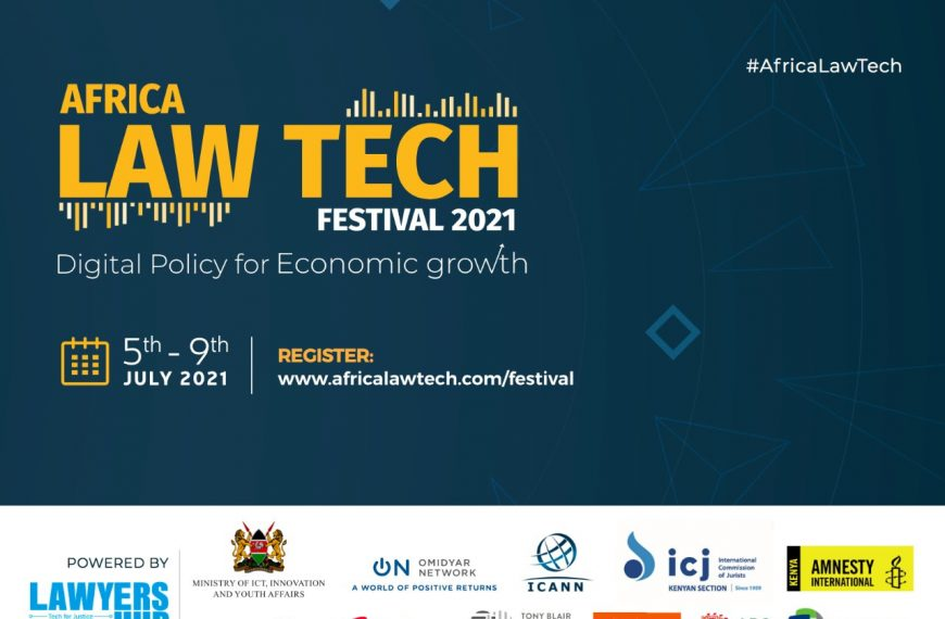 The Africa Law Tech Festival