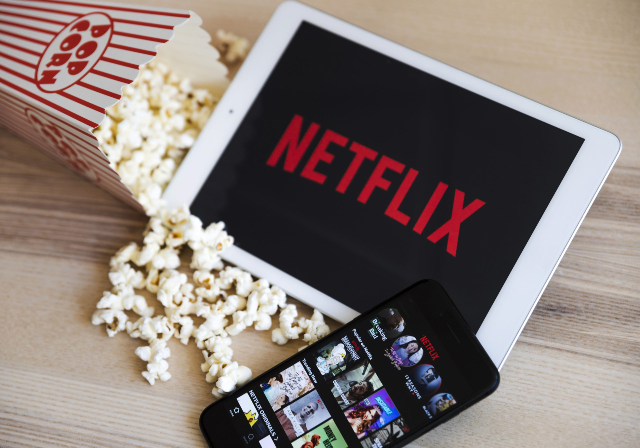 Creative Economy Working Group & Netflix Meeting Agenda