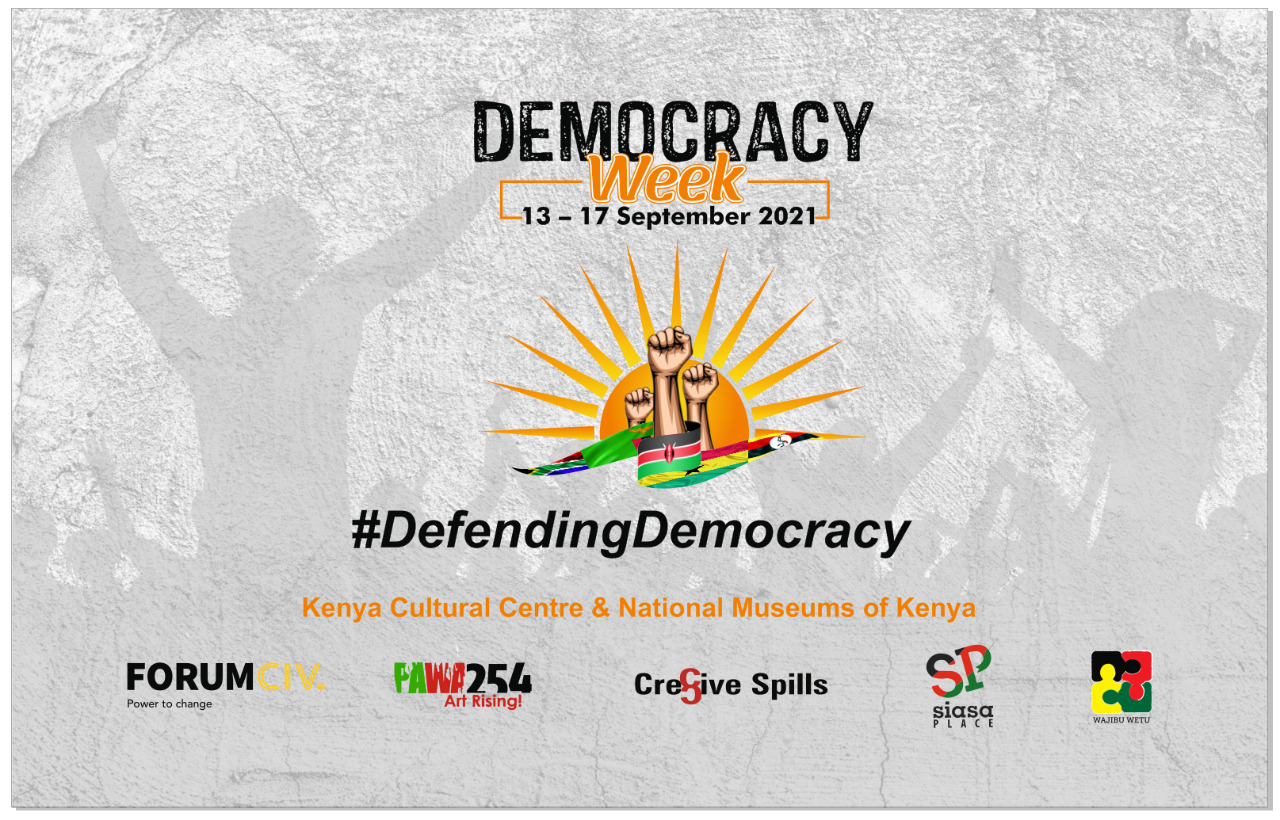 Democracy Week 2021