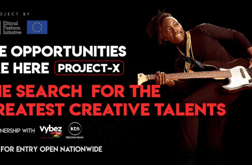 The Search for the greatest Creative talents.